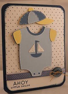 Baby Boy Baby Steps Cartridge