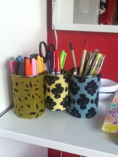 Pen or make up organiser