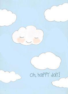 Sí, es lunes pero hay que COmenzar la semana con alegría y una gran sonrisa :)