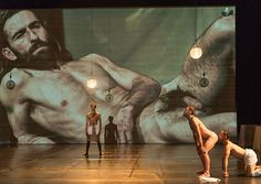 MO24 // Mount Olympus // Jan Fabre // Theatre