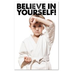 Believe In Yourself Banner