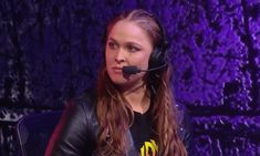 Ronda Rousey's line on Raw about her husband was scripted by WWE Ronda Rousey Wwe, Ronda Jean Rousey, Watch Wrestling, Women's Wrestling, Rhonda Rousy, Ronda Rousey Wallpaper, Rowdy Ronda, Catch, Wwe Girls