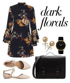 """""""Untitled #62"""" by theavonstropico ❤ liked on Polyvore featuring Gap, Larsson & Jennings and Bling Jewelry"""