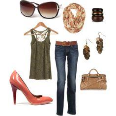 Oh One Fine Day: Fashion