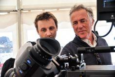 Cinematographers Vincent van Gelder and Gilles Henry