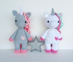 unicorn crochet pattern crochet pattern unicorn doll