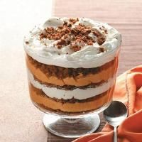 Top 10 Trifle Recipes | Taste of Home | Looking for a delicious dessert? These top-rated trifle recipes—with berries, apples, chocolate or pumpkin—are reader favorites!