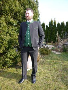 Hochzeitsanzug in Tracht von Chiemgau Trachten in Bad Endorf