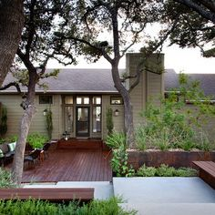 Cat Mountain - modern - landscape - austin - austin outdoor design