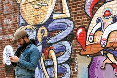 Bold and the Beautiful: Behind Brooklyn's Art Scene