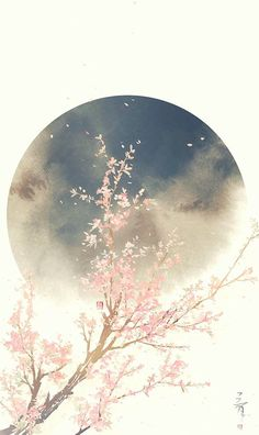 51 Ideas sakura tree anime art for 2019 Tree Wallpaper, Galaxy Wallpaper, Cellphone Wallpaper, Chinese Wallpaper, Antique Wallpaper, Drawing Wallpaper, Art Chinois, Art Asiatique, Art Japonais