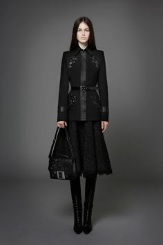 See the complete Andrew Gn Pre-Fall 2014 collection.