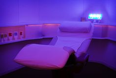 """A new kind of spa, which offers a sleep therapy system of 20 to  40 minutes is targeting those of us that are easily tired by the """"pressures of modern life."""" That phrase usually points to the internet-addicted, sit-at-your-desk- all-day masses,"""