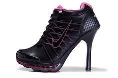 4a950f2e65 Nike Air Max 2009 Womens High Heel Black Pink Nike Shoes Online, Buy Nike  Shoes