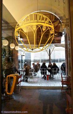places i love – the caffè del collegio, Modena, Italy