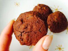Chocolate Walnut Mesquite Cookies (Gluten-Free)
