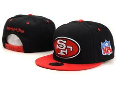 e83dd2e69  8.00 Mitchell and Ness NFL San Francisco 49ers Stitched Snapback Hats 007