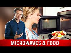 Do Microwaves Actually Lower Your Nutrients in Food? Palmer College Of Chiropractic, Doctor Of Chiropractic, Dr Eric Berg, Dr Berg, Health Tips, Health And Wellness, Microwaves, Microwave Recipes, Blood Test