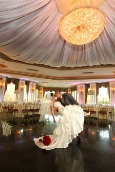 Weddings At Terrace On The Park New York Wedding Venues Reception Event