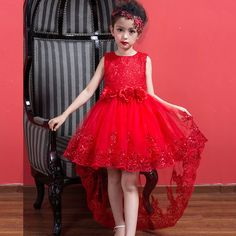 26.12$  Buy now - http://alibi1.shopchina.info/go.php?t=32796293813 - 2017 Flower Girls Wedding Dresses Girls Gowns Evening Party Girls Princess Dresses Tulle Girl Dresses Children DQ275 26.12$ #aliexpresschina