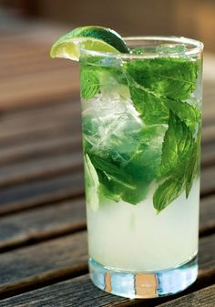 mojito. mojito. mojito. The only drink you'll ever need. #RideColorfully