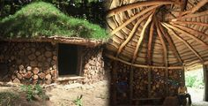 Reciprocal Roof Roundhouse Building Course