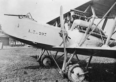 FRENCH AIRCRAFT FIRST WORLD WAR (Q 66280)   Letord Bomber, Villacoublay. Serial number L7 No 297.