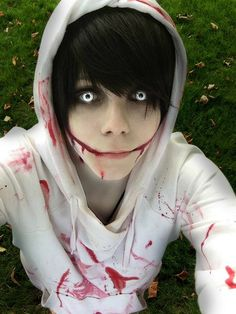 CP | Jeff the Killer Cosplay