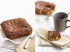 Receta de brownie dos chocolates para el #díadelbrownie  http://www.directoalpaladar.com/postres/receta-de-brownie-dos-chocolates-para-el-diadelbrownie
