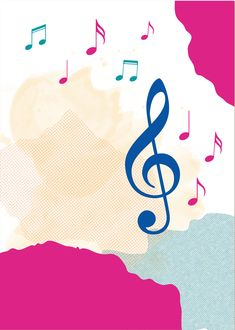Music Collage, Music Artwork, Music Wallpaper, Wallpaper Iphone Cute, Preschool Music Lessons, Music Border, Music Notes Decorations, Music Clipart, Music Doodle