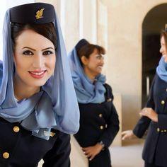 Gulf Air Stewardesses