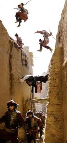 prince of persia behind the scenes - Google zoeken