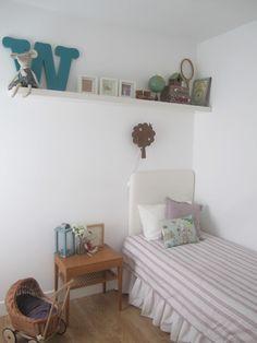 El cuarto infantil de Claudia en DecoPeques.com