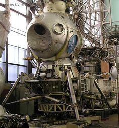 El Modulo Lunar Ruso LK Lander N-1 Rocket, la Nave que nunca piso la Luna ... | Todo Interesante