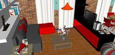 Projeto de decoração de interior. mhomeconsultoria@outlook.com