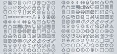 40 New and Free Icon Sets