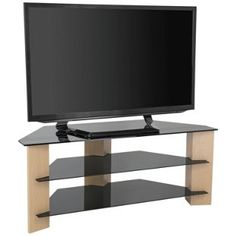 1000 ideas about 55 inch tv stand on pinterest white tv stands black tv stand and tv stands. Black Bedroom Furniture Sets. Home Design Ideas