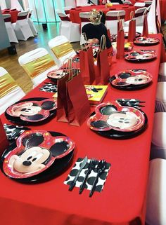Mickey Mouse Royal King Birthday Party Ideas | Photo 1 of 22