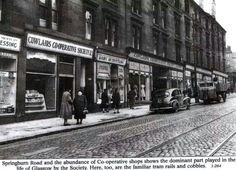 Springburn Road, Glasgow