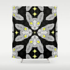Black Sphynx Cat Pattern by Csaba Chobopop Cat Pattern, Black Pattern, Sphynx Cat Black, Wall Art Prints, Canvas Prints, Canvas Art, Reusable Tote Bags, Fine Art, Cats