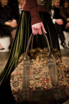 RL carpet bag
