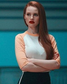 Uploaded by little moonlight. Find images and videos about riverdale, madelaine petsch and cheryl blossom on We Heart It - the app to get lost in what you love. Cheryl Blossom Riverdale, Riverdale Cheryl, Riverdale Cast, Madelaine Petsch, Redhead Girl, Brunette Girl, Cheryl Blossom Aesthetic, Camila Mendes Riverdale, Bad Girl Style