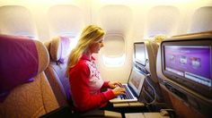In-flight Gogo Wi-Fi that's 10x faster is coming in 2018 Read more Technology News Here --> http://digitaltechnologynews.com  Current airplane Wi-Fi sucks. It's borderline usable and very expensive. Trying to get any work done on the super slow Wi-Fi feels like you've teleported back in time to the dial-up era.  Faster in-flight Wi-Fi from Gogo Inc. the largest in-flight internet provider is coming to U.S. airlines... in 2018 according to The Wall Street Journal.  SEE ALSO: It's not just…