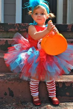 Tutus Thing 1 Thing 2 dr Suess inspired by carolinesboutique, $32.50