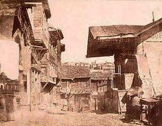 Beyoğlu - Pera - 1860