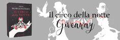 The avid reader: It's Giveaway Time: Il circo della notte + sorpres...