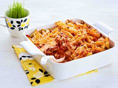 Salty Foods, Food Inspiration, Macaroni And Cheese, Nom Nom, Food Porn, Food And Drink, Healthy Recipes, Healthy Food, Baking