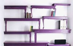 Librerie e scaffali fai da te con il riciclo creativo: tante idee originali [FOTO] - Ecco tante idee originali e creative per realizzare splendide librerie e scaffali utilizzando materiali di riciclo.