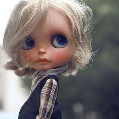 #hollywood #bl #blythe #customblythe #blythecustom #doll #K07 #K07doll