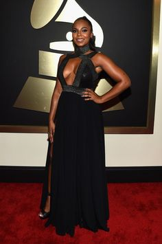 Pin for Later: Seht alle Stars bei den Grammys! Ashanti